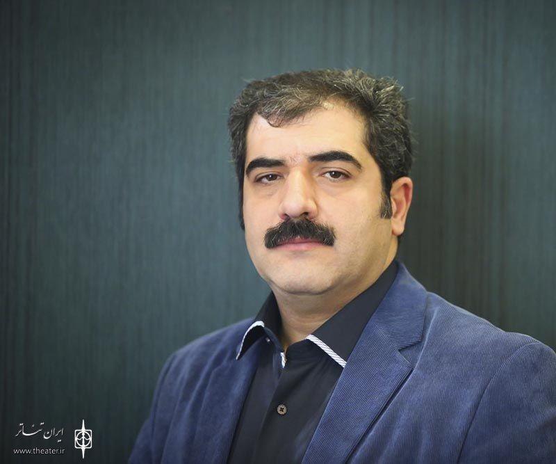 با حکم مدیرکل هنرهای نمایشی، سعید اسدی مدیر مجموعه تئاترشهر شد | عکس