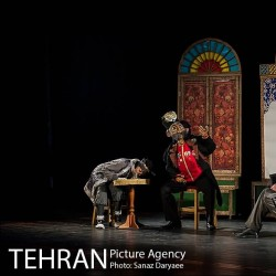 نمایش اندر حکایت ناکامی ببری خان در ولایت عهدی شاهی که سرخپوش بود اما کسی نمی دانست ! | عکس
