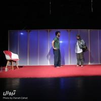 گزارش تصویری تیوال از نمایش رقص روی لیوان ها / عکاس: حانیه زاهد | عکس