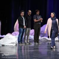 گزارش تصویری تیوال از اختتامیه بیستمین جشنواره بین المللی تئاتر دانشگاهی (سری سوم) / عکاس: حانیه زاهد | عکس