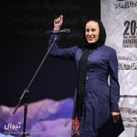 گزارش تصویری تیوال از اختتامیه بیستمین جشنواره بین المللی تئاتر دانشگاهی (سری دوم) / عکاس: حانیه زاهد | عکس