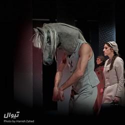 نمایش من یه زنم، صدامو میشنوین؟ | عکس