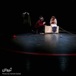 نمایش تبار خون | عکس