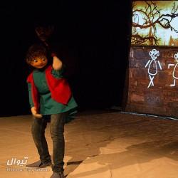 نمایش عروسکی تعاملی صندوقچه راز گنجور   عکس
