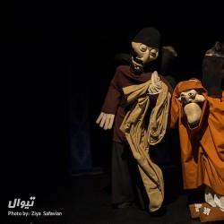 نمایش حکایت حکایت طبیب اجباری مولیر | عکس