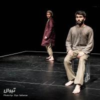 گزارش تصویری تیوال از نمایش هملت، شوز / عکاس: سید ضیا الدین صفویان | عکس