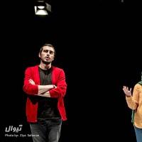 گزارش تصویری تیوال از نمایش آن / عکاس: سید ضیا الدین صفویان | عکس