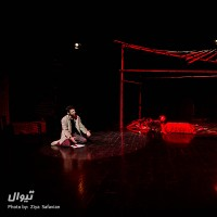 گزارش تصویری تیوال از نمایش طبقه منهای ۳ / عکاس: سید ضیا الدین صفویان | عکس