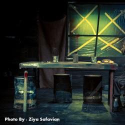 نمایش خانه کاغذی | عکس