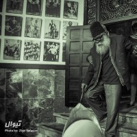 مجلس نقالی تهمینه | عکس
