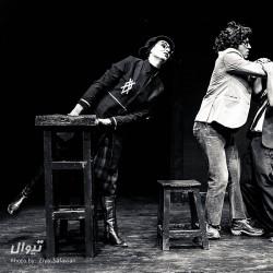 نمایش کمدی اتفاقات | عکس