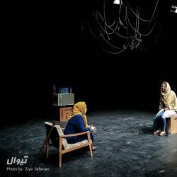 گزارش تصویری تیوال از دهمین روز سی و پنجمین جشنواره تئاتر فجر / عکاس: سید ضیاء الدین صفویان   عکس