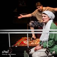 نمایش زندانی خیابان نواب | عکس