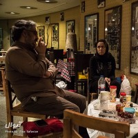 نمایش کافه پولشری | گزارش تصویری تیوال از تمرین نمایش کافه پولشری / عکاس: سید ضیا الدین صفویان | عکس