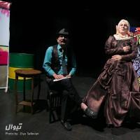 نمایش پزشک نازنین | گزارش تصویری تیوال از نمایش پزشک نازنین / عکاس: سید ضیا الدین صفویان | عکس