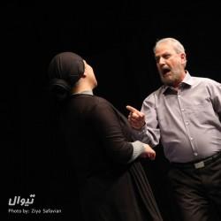 گزارش تصویری تیوال از یازدهمین روز سی و پنجمین جشنواره تئاتر فجر / عکاس: سید ضیاء الدین صفویان   عکس