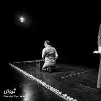 نمایش طپانچه خانم | عکس