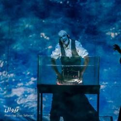 نمایش بیست هزار فرسنگ زیر دریا | عکس