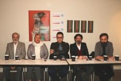نشست خبری آغاز به کارِ گالری دیلمان | عکس