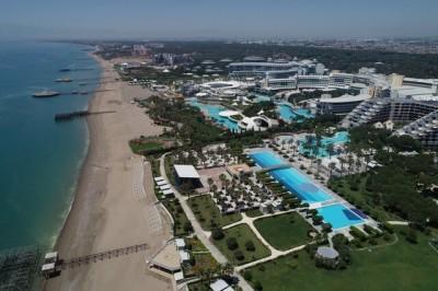 هتلهای ترکیه آماده پذیرش گردشگران میشوند | عکس