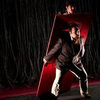 گزارش تصویری نمایش کابوس وقتی کاچوچینو تمام میشود / عکاس: مهدی آشنا | عکس