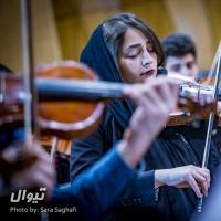 کنسرت ارکستر آرکو | گزارش تصویری تیوال از تمرین ارکسر آرکو، سری نخست / عکاس:سارا ثقفی | ارکستر آرکو