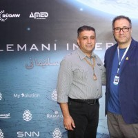«قصر شیرین» مورد استقبال تماشاگران جشنواره بینالمللی فیلم سلیمانیه قرار گرفت | عکس