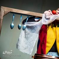 گزارش تصویری تیوال از نمایش ترنج / عکاس: سارا ثقفی  | عکس