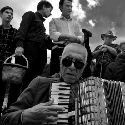 عکسهای موبایلی بخش چهارم | نوازنده - مجید خالقی مقدم