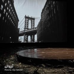 نمایش آوازه خوان خیابان های منهتن | عکس