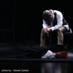 نمایش مردگان بی کفن و دفن | عکس