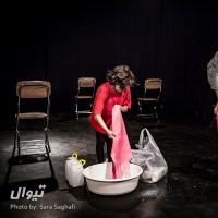 گزارش تصویری تیوال از نمایش عصر یخبندان / عکاس: سارا ثقفی | عکس