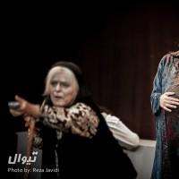 گزارش تصویری تیوال از نمایش کمیته نان / عکاس: رضا جاویدی | عکس