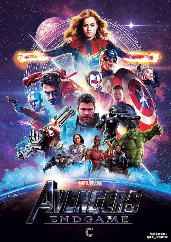سینمای ۲۰۱۹ انتقام جویان 15