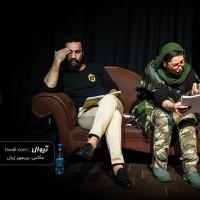 گزارش تصویری تیوال از نمایشنامهخوانی باغ وحش شیشه ای / عکاس: پریچهر ژیان   عکس