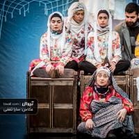 گزارش تصویری تیوال از نمایش زنان بیشه گل / عکاس: سارا ثقفی   عکس
