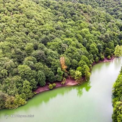 دریاچه چورت | عکس