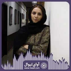 نمایش کمیته نان | گفتگوی تیوال با لیلی عاج  | عکس