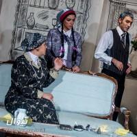 نمایش شاعر | گزارش تصویری تیوال از نمایش شاعر / عکاس: رضا جاویدی | عکس