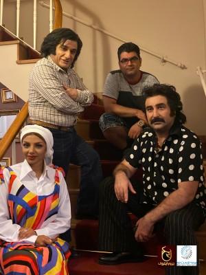ادامه فیلمبرداری «کوسه» در ترکیه | عکس
