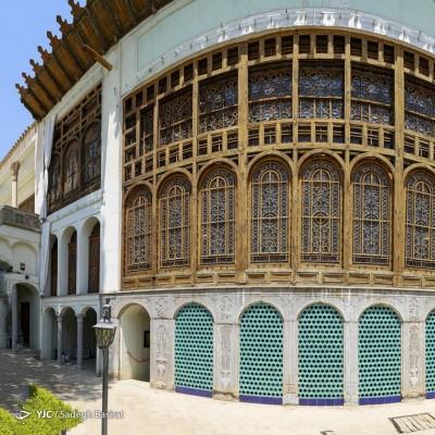 خانه مشیرالملک؛ اصفهان | عکس