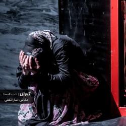 گزارش تصویری تیوال از نمایش ماتیک مانیک / عکاس:سارا ثقفی   عکس