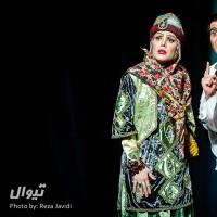 گزارش تصویری تیوال از نمایش قحط الرجال / عکاس: رضا جاویدی | عکس