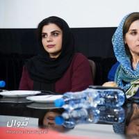 گزارش تصویری تیوال از نشست خبری فیلم پریناز / عکاس: سارا ثقفی | عکس