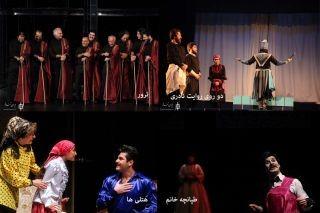 اسامی نامزدهای دریافت جایزه بخش مسابقه تئاتر ایران سی و چهارمین جشنواره بین المللی تئاتر فجر اعلام شد   عکس