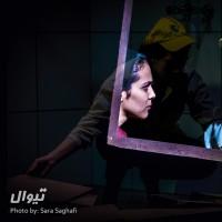گزارش تصویری تیوال از نمایش شربت سینه / عکاس: سارا ثقفی | عکس