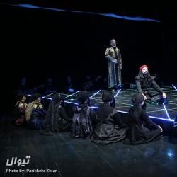 نمایش هامان کشان | عکس