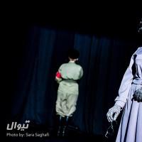 نمایش دیکتاتور عاشق | عکس