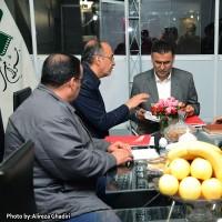 گزارش تصویری تیوال از چهارمین روز سی و دومین جشنواره فیلم کوتاه تهران (سری دوم) / عکاس: علیرضا قدیری   عکس