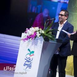 گزارش تصویری تیوال از مراسم اختتامیه دومین جشنواره فیلم سلامت (سری سوم) / عکاس: سارا ثقفی | عکس